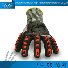 Qianglun high quality and very professional protection gloves