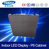 Indoor / Outdoor Waterproof P6 LED Display Screen with Video Function