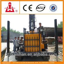 KW10 diesel de agua del motor de la máquina de perforación / máquinas para pozo de agua de perforación