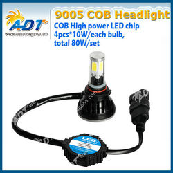 With 24 months warranty super white 9005 fog light for cars