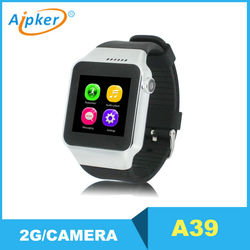 Cheapest bluetooth watch mobile phone/smart watch bluetooth watch connect with phone blu