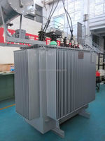 11kv pole mounted distribution toroidal transformer