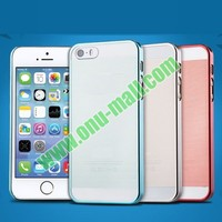Untrathin Frosted PC Hard Back Cover Case for iPhone5 5S