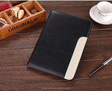 Leather tablet case for iPad Mini 1/2 / Factory direct sublimation leather tablet pc cover cases