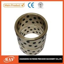 Made In China Tin Aluminum Bronze Flange ,Bronze Bushing axles and bushing for an excavator bushing A+B