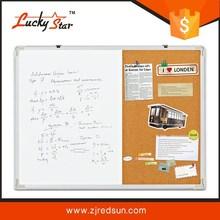 wall mount lockable acrylic notice/message/advertising board