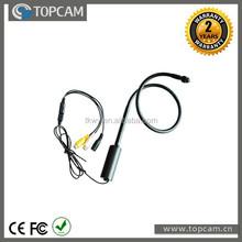 "1/4""SONY color Snake CCD Camera flexible snake scope borescope camera CCTV Security System Snake camera"