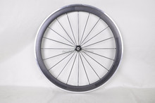 Fashion carbon road bicycle wheel carbon clincher wheelset 38/50/60/88mm, high quality carbon rims alloy brake surface