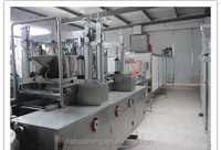 hot sale high quality French bread /bun -production line