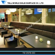 Factory directly sale cheap restaurant dining table