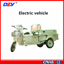 Convenient delivery cargo three wheel electric vehicles