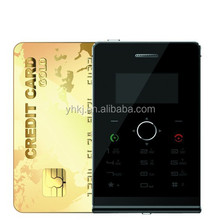 The most thin Hot Card Phone GSM low radiation phone