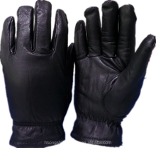 Hand gloves suitable Leather working gloves comfortable breathable Personal protective equipment