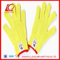 Cheap useful butcher meat cutting glove