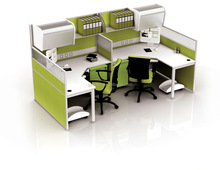aluminum partition used for office cubicle patition office workstation (GW-WS232)