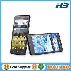 """Original Lenovo P780 Brand New 5.0"""" IPS Android 4.2 Quad Core MTK6589 1.2GHz 3G Smartphone with 8MP Camera OTG WiFi"""