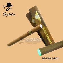 SGKIN jetable mini-E-cigare G201 heureux fumé la cigarette électronique evo titane démarreur lsk k