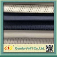 PU PVC Leather for Car Seats for Car Seat Cover