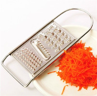 Hot Sale Multi-Functional Stainless Steel Cheese Grater, Fruit&vegetable Slicer