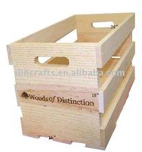 Cajas de madera a bajo precio