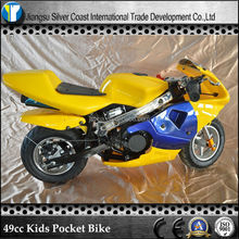 49cc 2 Stroke Mini Chopper 49cc Pocket Bike Racing Motorcycle
