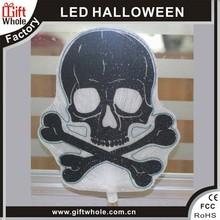 Nueva moda CE & RoHs certificado de halloween decorativo cráneo para 2015