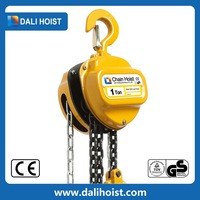 Handy chain block/hoist