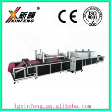 manufacture XF-1200 automatic non-woven screen printing machine