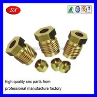 custom Gas Hose Fitting Ferrule fittings,brass pipe fittings