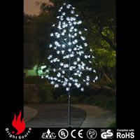 Romantic Layout christmas led flower tree light blossom lights