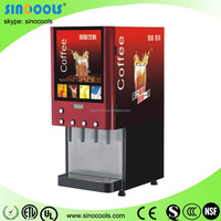 Commercial Pre-mixing Concentrated Juice Dispenser Machine