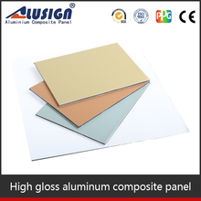 Alusign 2015 new building materials used acm weather resistant what are acoustic panels made of