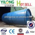 de alta calidad nuevo sistema de refrigeración de la máquina de reciclaje de neumáticos usados