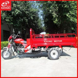 China tricycle motor with water engine 200CC motorcycle