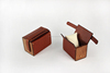 Latest Brown Solid Wood Watch Boxes with Unique Design