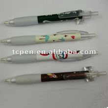 cheap promotional plastic ball pen TC-P2017