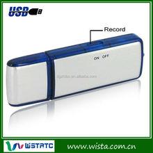 Popular usb voice recorder Digital Voice Recorder Support Multi-Languages