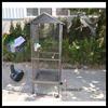 Metal wire mesh bird breeding cage