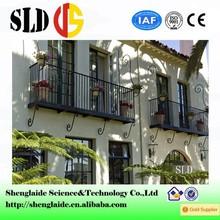 nueva llegada de precios barandillas de hierro forjado diseños para balcones