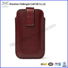 10 Year Factory Direct Manufacture Flip Leather Phone Case For Iphone5