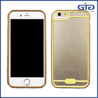 [GGIT]Colorful pc bumper combo tpu case for iphone 6