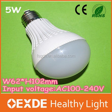 looking for agents in china rechargeable led bulb e27 with battery 5w emergence light bulb