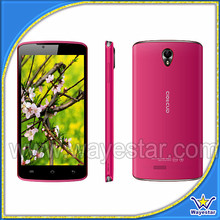 Colorful Smart Mobile 5 inch 480*854 MTK6572 Dual Core 3G WCDMA GPS Dual Sim Phone Andriod 4.2