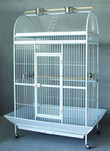 Deluxe Metal-tube Bird Parrot Cage
