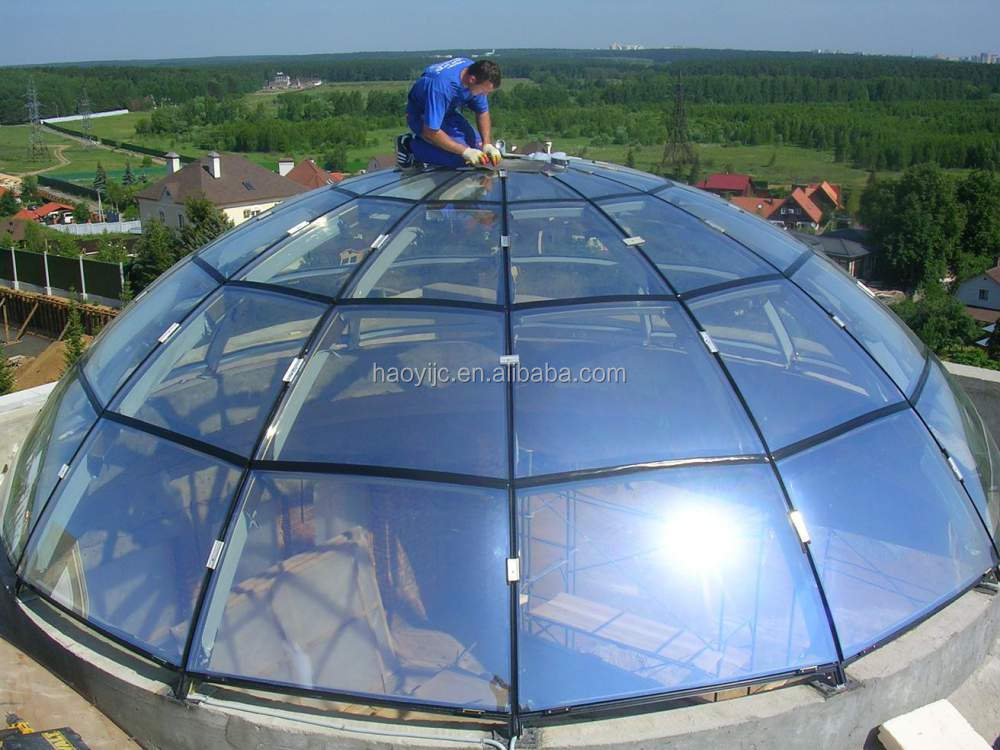 gwx high quality polycarbonate dome sheet for skylight. Black Bedroom Furniture Sets. Home Design Ideas