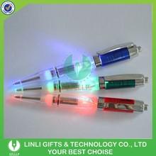 Plastic Cheap Colorful Led Torch Light Pen