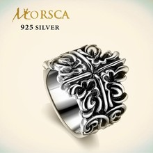 Balanced and comfortable design fashion sterling silver ring company