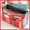 Organnic cotton bag organizer bag in bag for travel New products fo 2015 in alibaba China
