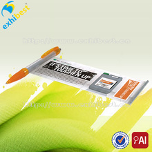 Hot selling cheap plastic banner pen with poster for sale