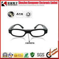 UV Sunglasses Lens 5.0M Pixels Eyewear 1280 x 720P HD Sunglasses DVR Hidden Camera, with Remote Control